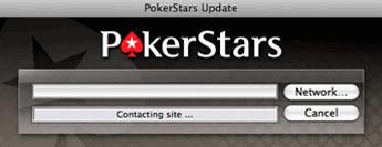 Launch PokerStars Mac client