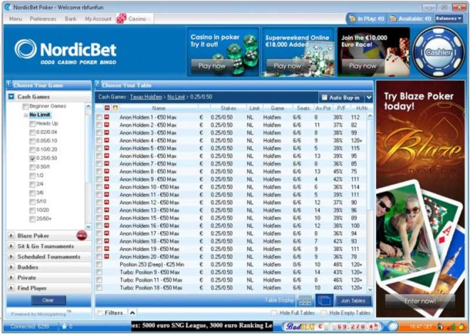 nordicbet-poker-lobby-screenshot