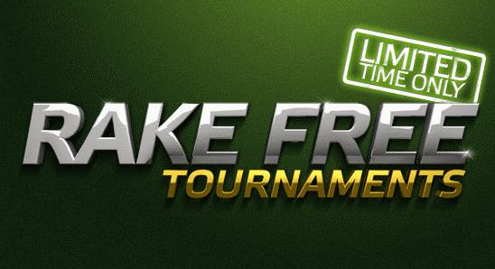 Party Poker & WPT Poker Rake Free Tournaments