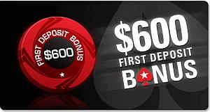 PokerStars Deposit Bonus Code