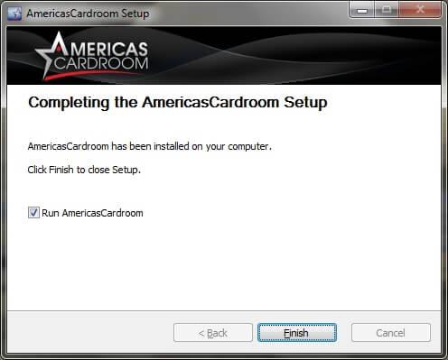 Americas Cardroom Download