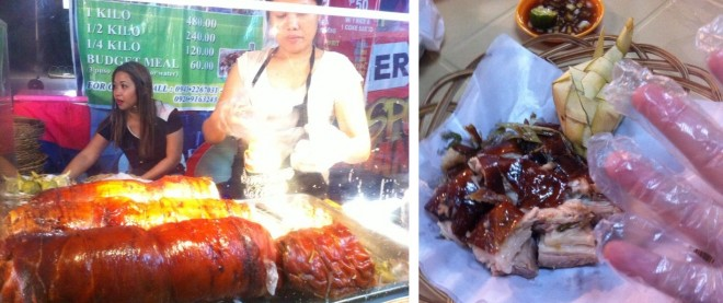 Food in the Philippines - Lechon