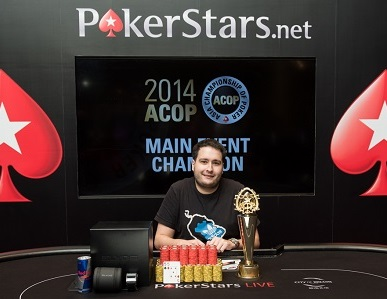 Live Poker in Thailand - APPT Hong Kong