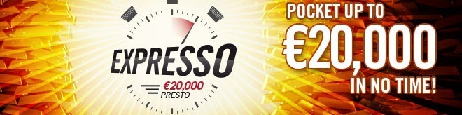 Lottery Sit and Go - Winamax - Expresso Poker