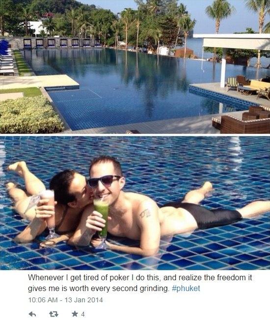 Online Poker in Thailand - Pro in Phuket