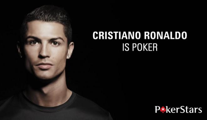 Portugese poker player Ronaldo