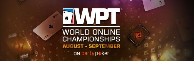 WPT Online PartyPoker