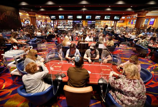 US poker Casino